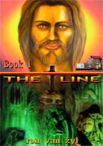 Book 1 - The Line - English - Written by Ron van Zyl