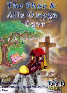 DVD - Alpha Omega Cave Tour DVD. Single Disc